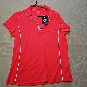 Women's Slazenger extra large golf shirt